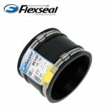 Flexseal 67mm to 76mm Rubber Flexible Drainage Drain Pipe Coupling