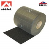 Ubiflex B2 Lead Alternative Flashing 200mm x 12m (2.3mm Thick) - Black