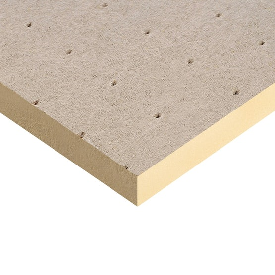 TR27 Flat Roof Insulation by Kingspan Thermaroof 100mm - 3.6m2 Pack