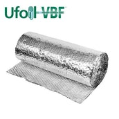 Polyethylene Foil Bubble Insulation Ufoil 1.2m x 25m x 4mm - 30m2 Roll