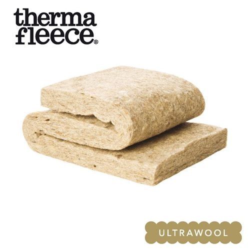 Sheeps Wool Insulation Thermafleece Ultrawool 70mm X 390mm