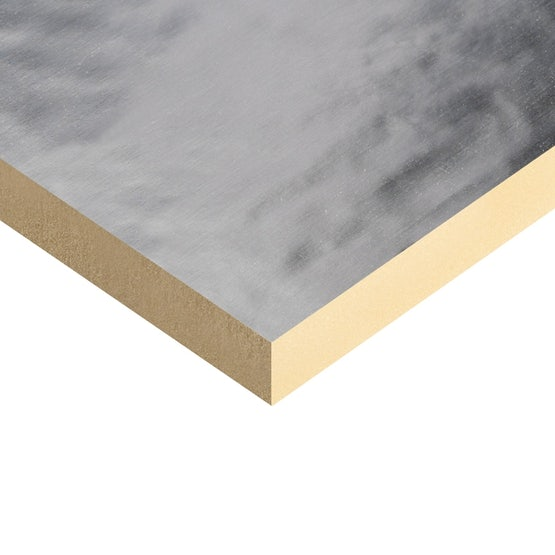 TR26 Flat Roof Insulation by Kingspan Thermaroof 110mm - 8.64m2 Pack