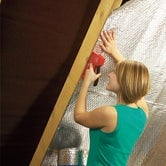 Airtec Single Bubble Double Foil Insulation by YBS - 1.5m x 25m