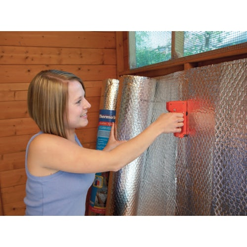 Airtec Double Bubble Double Foil Insulation by YBS - 1.2m x 25m