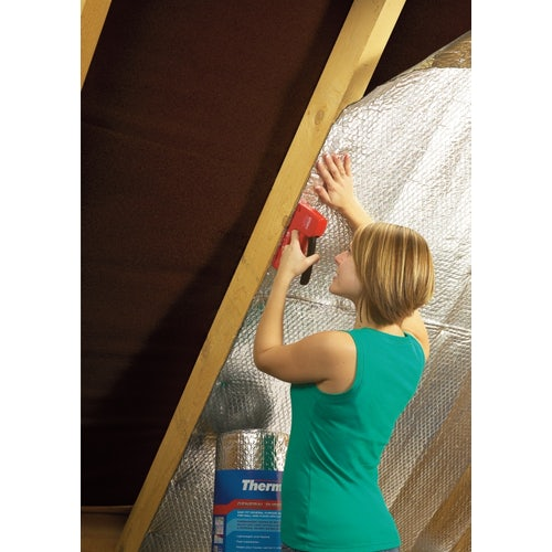 Airtec Single Bubble Single Foil Insulation by YBS - 1.05m x 25m