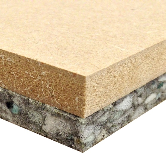 Video of DECKfon 17T Acoustic Overlay Insulation Board 2.4m x 600mm x 17mm - 144m2 Pallet