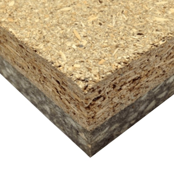 Video of DECKfon 37T CHiP Acoustic Overlay Insulation Board 2.4m x 600mm x 37mm - 77.76m2