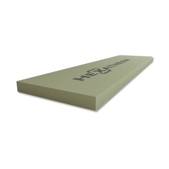 Cellecta Hexatherm XFloor 300 Extruded Polystyrene 120mm - 6m2 Pack