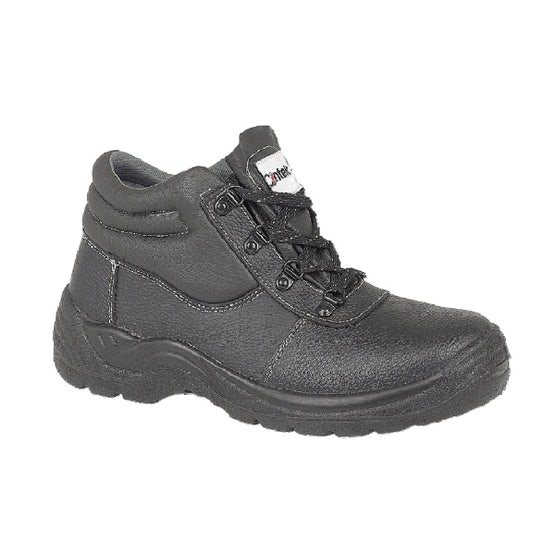 Centek Industrial Safety Boot Black FS330 by Footsure - Size 3 to 15