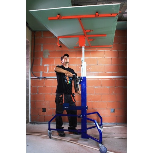 Edma EDMAPLAC360 Plasterboard and Insulation Panel Lifter - 3.6m
