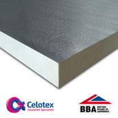 High Performance Insulation Board FR5075 by Celotex 75mm - 17.28m2