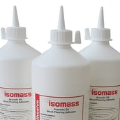 Isomass Isocheck Acoustic D3 Wood Flooring Adhesive - 1 Litre