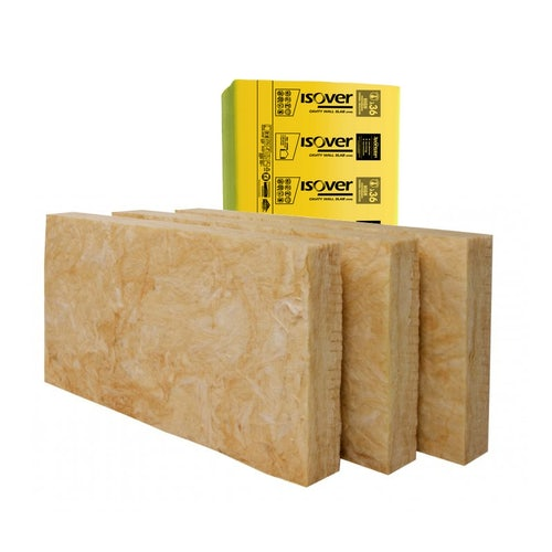 Isover Cavity Wall Slab 36 Full Fill 1.2m x 455mm x 100mm - 6.55m2