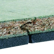 JCW Acoustic Deck 32 for Timber Floors - 2.4m x 600mm x 32mm Insulation Board