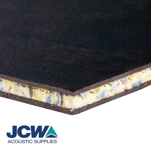 JCW Impactalay Plus Acoustic Floor Insulation - 1.2m x 600mm x 15mm