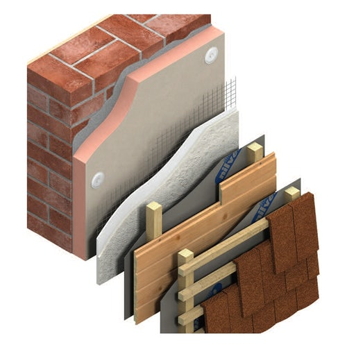 External Wall Insulation K5 Kooltherm by Kingspan 20mm - 18m2 Pack