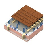Pitched Roof Insulation K107 Kooltherm by Kingspan 40mm - 23.04m2 Pack