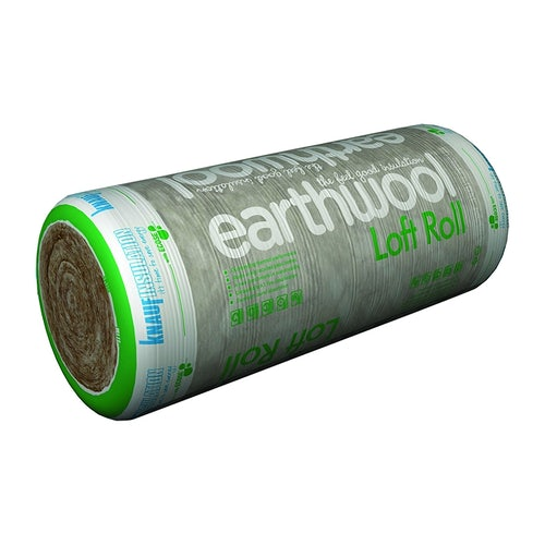 Video of Knauf Loft Roll 44 100mm Earthwool Insulation - 13.89m2 Pack