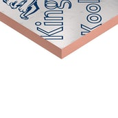 Kingspan Kooltherm K107 Insulation Board 2400mm x 1200mm x 40mm - 23.04m2 Pack (8 sheets)