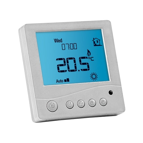 Digital Thermostat With Remote For Underfloor Heating Systems
