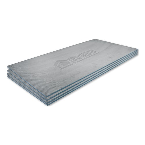 ProWarm Backer-Pro Tile Backer Insulation Board 1.2m x 600mm x 12.5mm