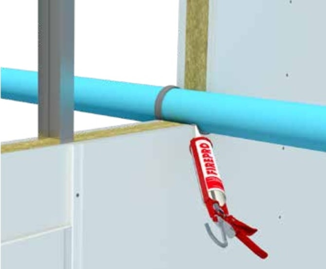 rockwool-firestop-high-expansion-intumescent-sealant-application