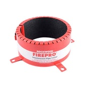 ROCKWOOL Fire Pipe Collar Insulation 63mm 2 Hour FR