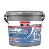 Soudal Soudatight LQ Airtight Liquid Membrane 4.5kg Black