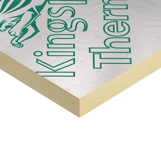 TP10 Insulation Board by Kingspan Thermapitch - 2.4m x 1.2m x 60mm
