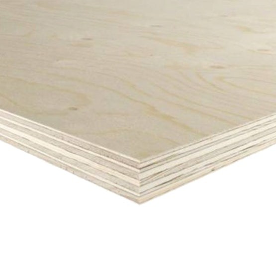 Structural Plywood B/C Grade 2440mm x 1220mm x 18mm