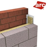 ARC Eco-Closer 100mm Fire Rated Cavity Closer 2.4m Length - Pack of 8