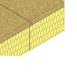 Cellecta HexaTherm XCHiP 40 (40mm + 18mm Insulated Chipboard) - 2.4m Length