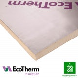 EcoTherm Eco-Versal 110mm Rigid PIR Board - 69.12m2 Pallet