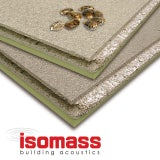 Isomass Isocheck RENOVO 26 T&G Acoustic Floor System - 2400mm x 600mm