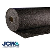 JCW Acoustic Impacta Mat 4551 for Floors - 10m x 1.05m x 4.5mm Roll