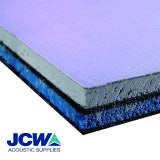JCW Acoustic Silent Board Acoustic Wall Liner - 1200mm x 1200mm x 27.5mm