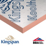 Kingspan Kooltherm K112 Framing Board Insulation 120mm - 5.76m2