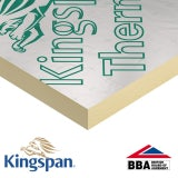 Kingspan Thermapitch TP10 Insulation Board 2.4m x 1.2m x 70mm - 11.52m2 Pack (4 sheets)