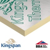 Kingspan Thermapitch TP10 2.4m x 1.2m x 100mm - 8.64m2 pack (3 sheets)