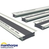 Manthorpe G240-100 Cavity Closer 2.5m Length - Box of 6
