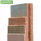Pavadentro Retrofit Internal Woodfibre Insulation Board 80mm - 0.59m2