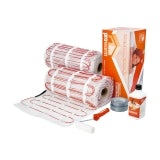 Electric Underfloor Heating System by ProWarm 150w - 18m2 Kit