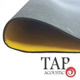 Tap Acoustic Class O Acoustic Foam 6mm Self Adhesive Backed - 1.2m x 2m Sheet