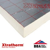 Xtratherm Thin-R Insulation Board - 2.4m x 1.2m x 120mm