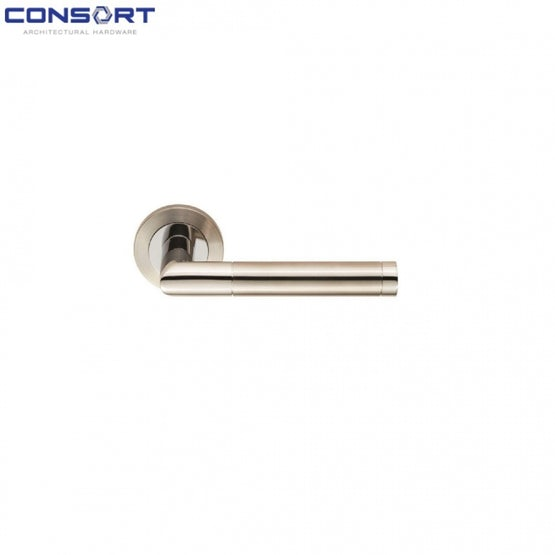 consort-emgraved-mitred-lever-handle-8mm-sprung-ch999