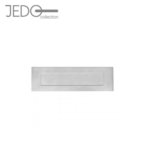 Jedo Contemporary Grade 304 Stainless Steel External Letter Plate
