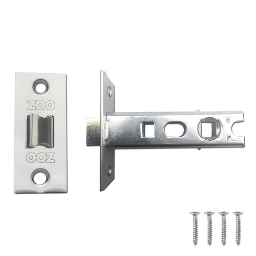 Contract Fire Rated Bolt Through Tubular Latch PS 76mm