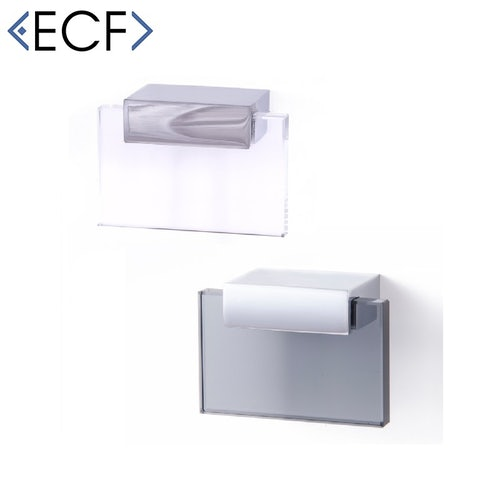 Expressions SHARD Modern Glass Style Cupboard Door Pull Handle