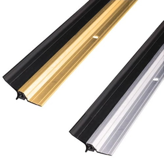 Exitex FNS Aluminium Draught Excluder Door Kit 1220mm (Pack of 5 Pieces)