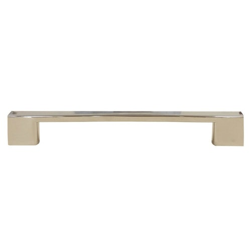 H?§fele LABURNUM Door Pull Bar Handle Polished Chrome 256mm (290mm Overall)